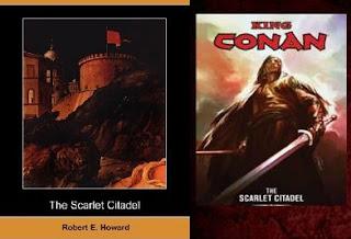 Robert E. Howard A vörös citadella Conan történet