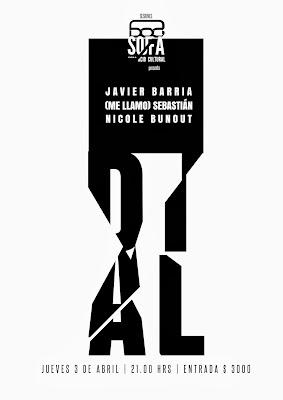 Afiche Sesiones DIAL
