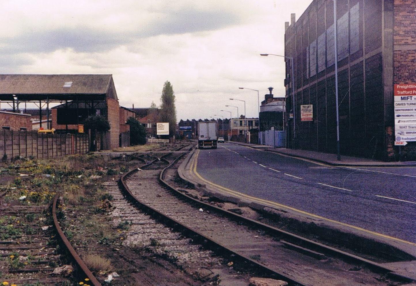 The Rail Thing Trafford Park
