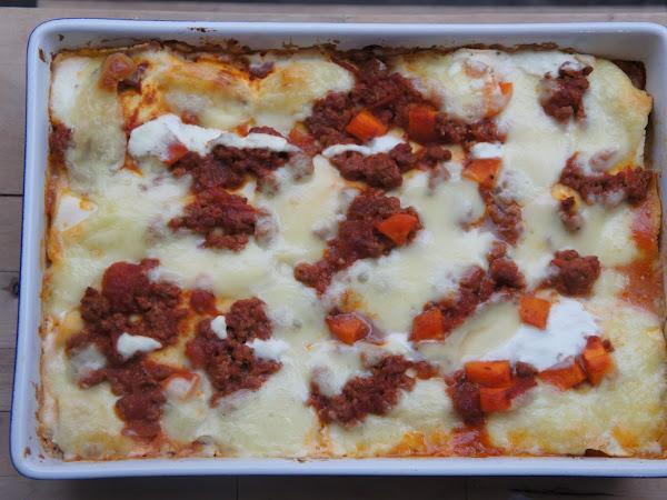 REZEPT: klassische (glutenfreie) Lasagne