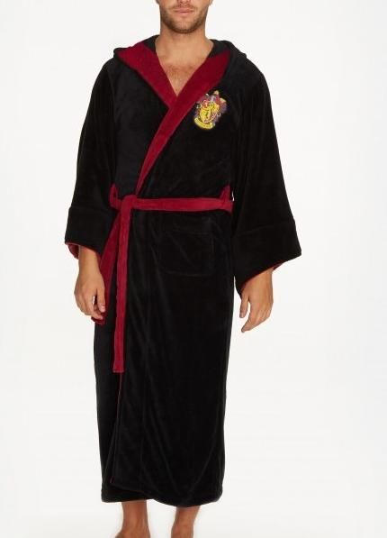 Gryffindor Bathrobe