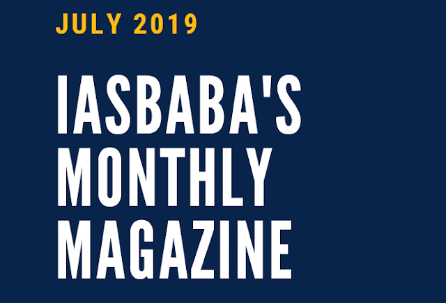 iasbaba Current Affairs July 2019