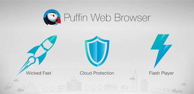 Puffin Browser Pro v4.7.4.2567 Apk Miki