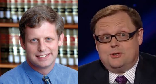 Eugene Volokh and Todd Starnes