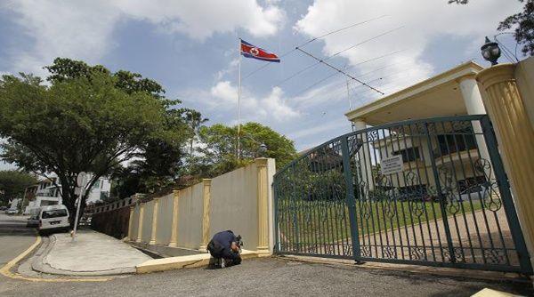 Malasia anuncia expulsión de embajador de Corea del Norte