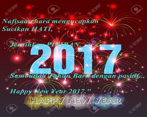 Kumpulan Kata Kata Ucapan Selamat Tahun Baru 2017