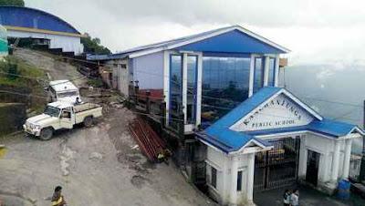Kanchanjunga Public School owner Bimal Gurung