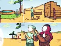 Kisah Nabi Ibrahim Lengkap Dengan Gambar
