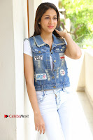 Telugu Actress Lavanya Tripathi Latest Pos in Denim Jeans and Jacket  0063.JPG