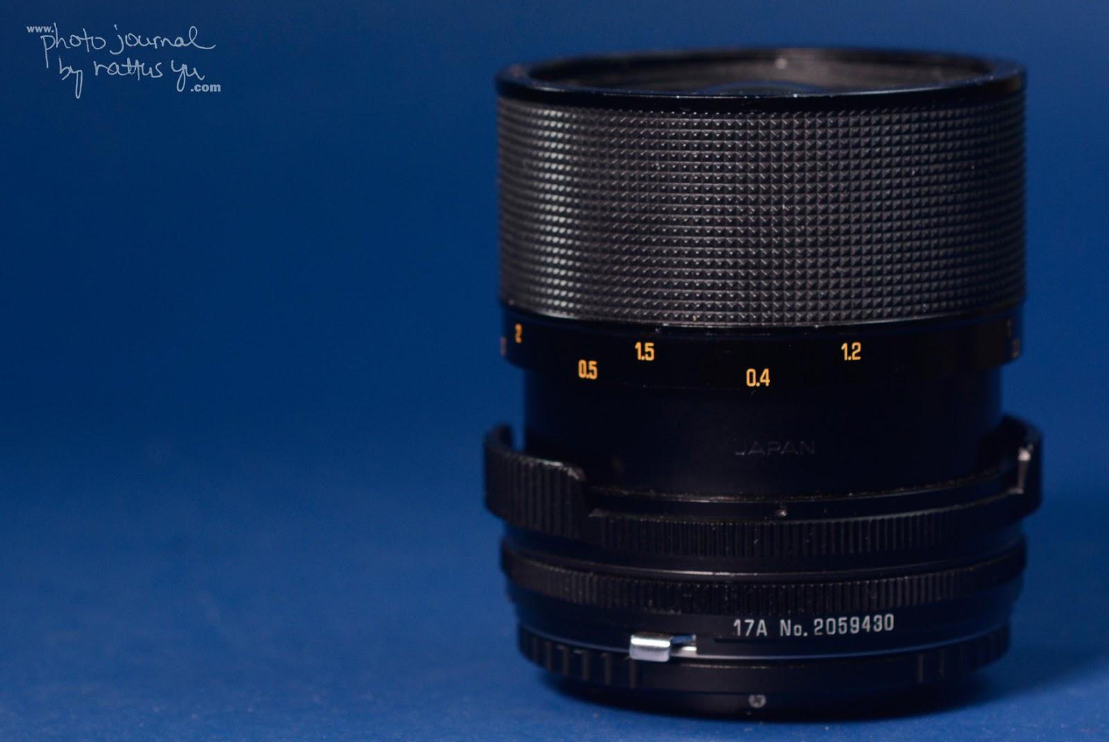 Tamron Adaptall 2 35-70mm f/3.5 Macro (17A)