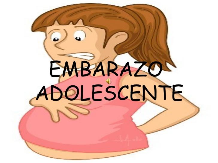 9e3b57a0d Que una adolescente quede embarazada constituye un riesgo para su salud
