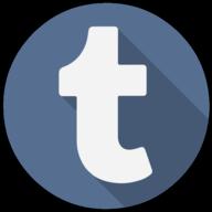 tumblr colorful icon