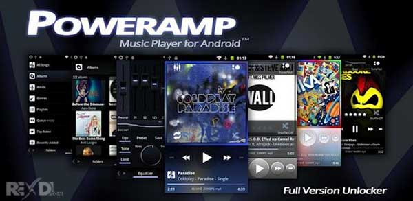 Poweramp Music Player 2 0 10-583 Full Apk for Android