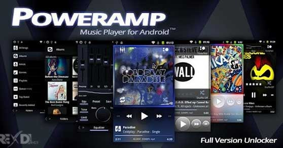 Poweramp Music Player 2 0 10-583 Full Apk for Android - Getall4all