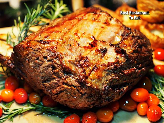 SHOOK! KL - Christmas Buffet Dinner - Prime Roast Beef