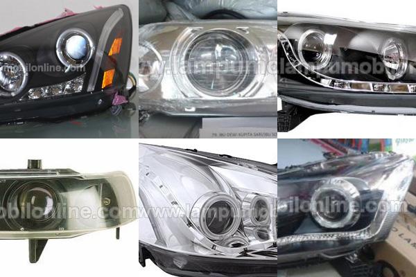 INFO AKSESORIS MOBIL Info Harga Lampu Headlamp Mobil