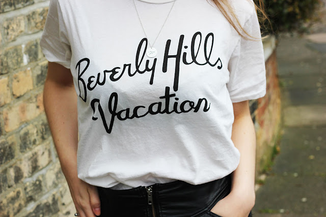 Wildfox Beverly Hills top
