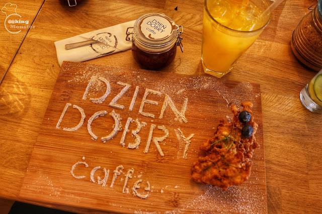Pyszne przekąski i śniadania - DZIEŃ DOBRY Caffe