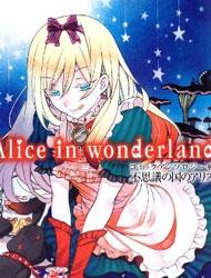 Truyện tranh Alice in Wonderland (Anthology)