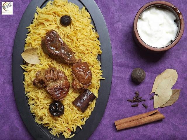 مجبوس اللحم الاماراتي