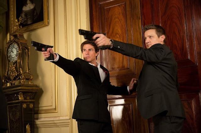 Mission:Impossible 6 gun fight