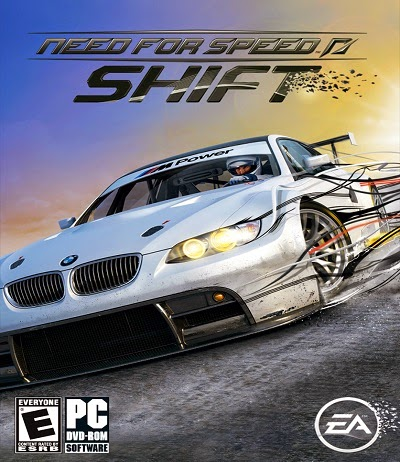 Need For Speed: Shift 2009 - Highly Compressed 1.9 GB - Full PC Game Free Download | By MEHRAJ