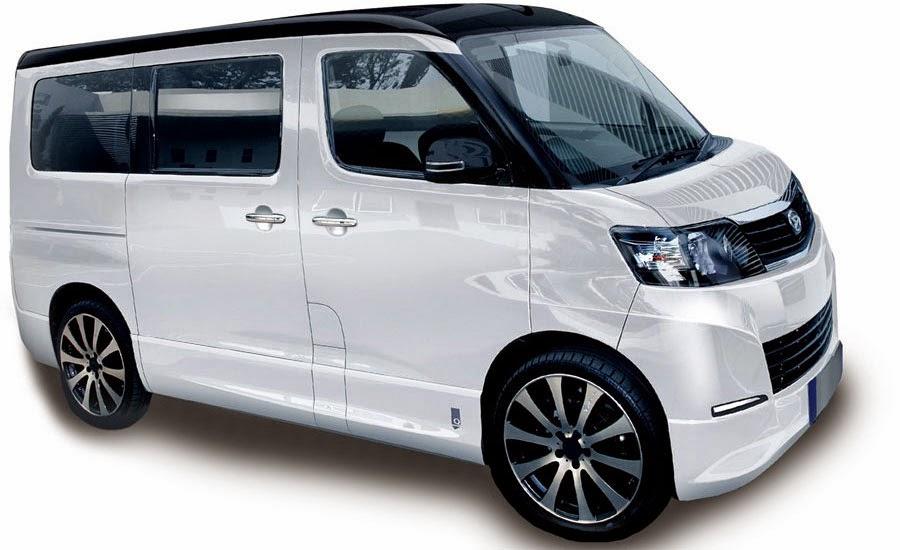 Gambar dan Foto Modifikasi Mobil Luxio
