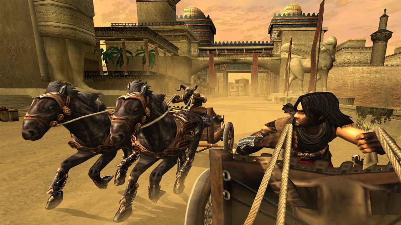 تحميل لعبة Prince of Persia The Two Thrones برابط مباشر + تورنت
