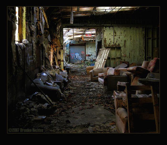 Города-призраки или посторонним вход воспрещен 30