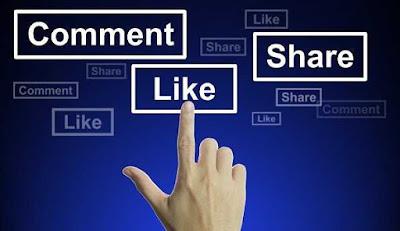 Thêm tổng số comments,like và share facebook cho bài viết của blogspot