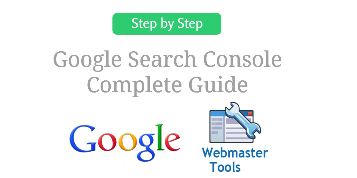 Google Webmaster Tools Complete Guide For Beginners (2019)