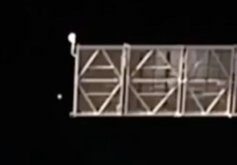 UFOs Buzz Around Space Station On Live Internet Cam UFO%252C%2BUFOs%252C%2Bsighting%252C%2Bsightings%252C%2Balien%252C%2Baliens%252C%2BET%252C%2Bnews%252C%2Btime%2Btravel%252Cphaser%252C%2Blevetating%252C%2Blevetate%252C%2Bspace%2Bstation%252C%2BISS%252C%2Borb%252C%2Borbs%252C%2Bvisit%252C%2Bvisiting%252C%2Bstation%252C%2B3