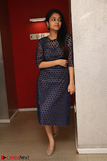 Dazzling Janani Iyer New pics in blue transparent dress spicy Pics 026.jpg