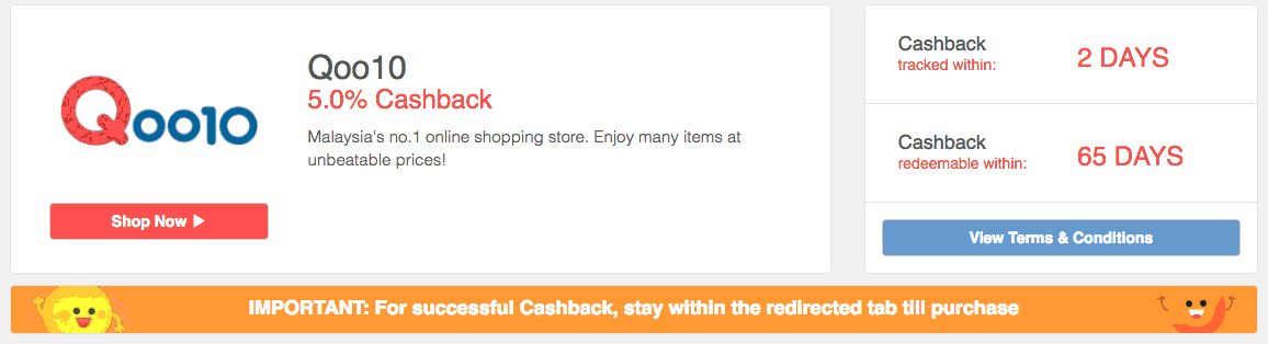 shopback, kelebihan shopback, groupon, cashback, lazada,sephora, pulangan tunai, jana pendapatan