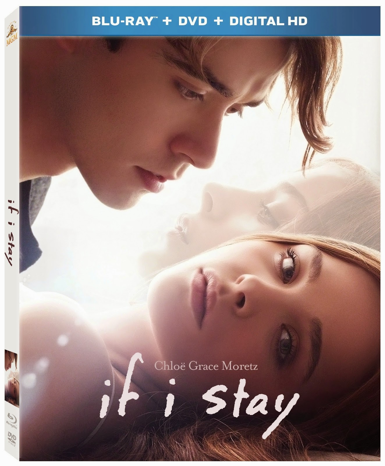 If I Stay / Blu-Ray