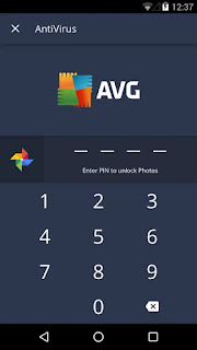 AVG AntiVirus Security Fiture
