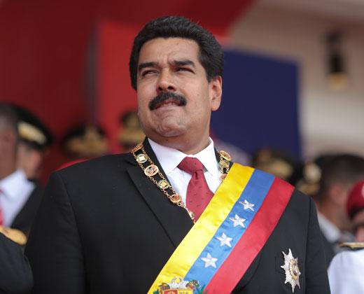 Maduro habla de nuevo de su lugar de nacimiento