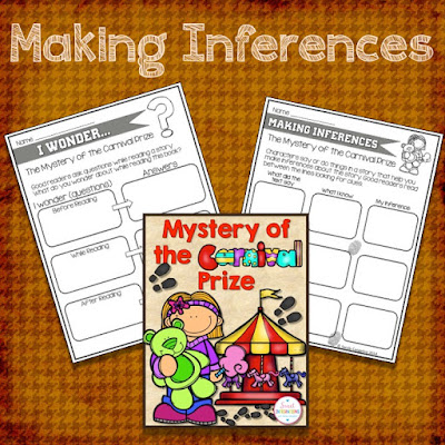 Making Inferences - Cam Jansen Mysteries