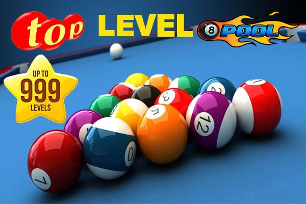 Max level 8 ball pool so far  Top level 8 ball pool