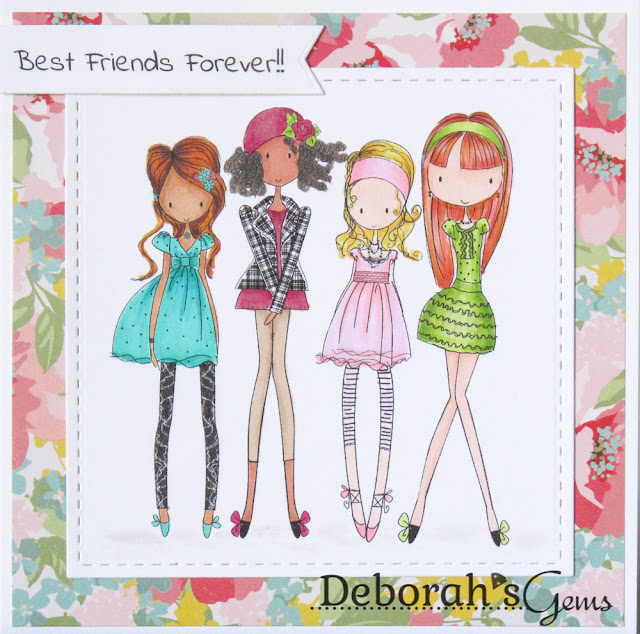 Best Friends Forever - photo by Deborah Frings - Deborah's Gems