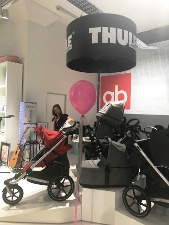Thule on exhibit