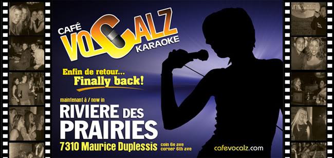 Cafe Vocalz