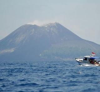 Wisata Edukasi dan Penelitian Ke Cagar Alam Gunung Krakatau