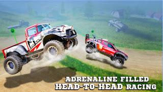 Monster Truck Racing Mod Apk Full Data Unlimited Money