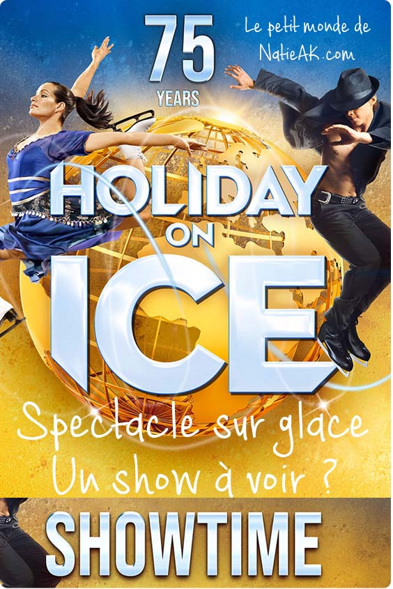 avis sur Showtime  de Holiday on Ice