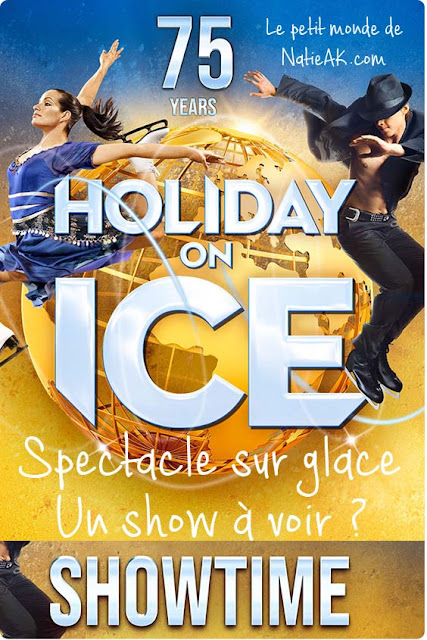 avis sur Showtime  de Holiday on Ice