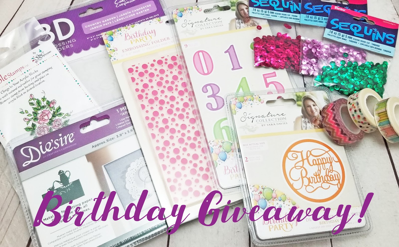 Happy Birthday To Me, and a GIVEAWAY!! | Picture Life