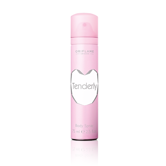 Spray Corporal Tenderly da Oriflame