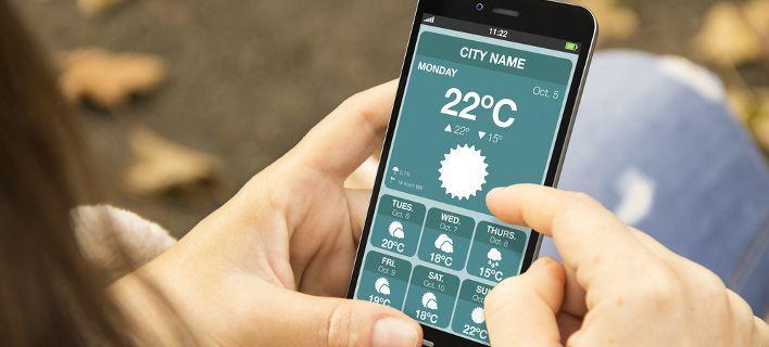 Σάλος στις ΗΠΑ: Η εφαρμογή Weather Channel πωλούσε προσωπικά δεδομένα χρηστών.