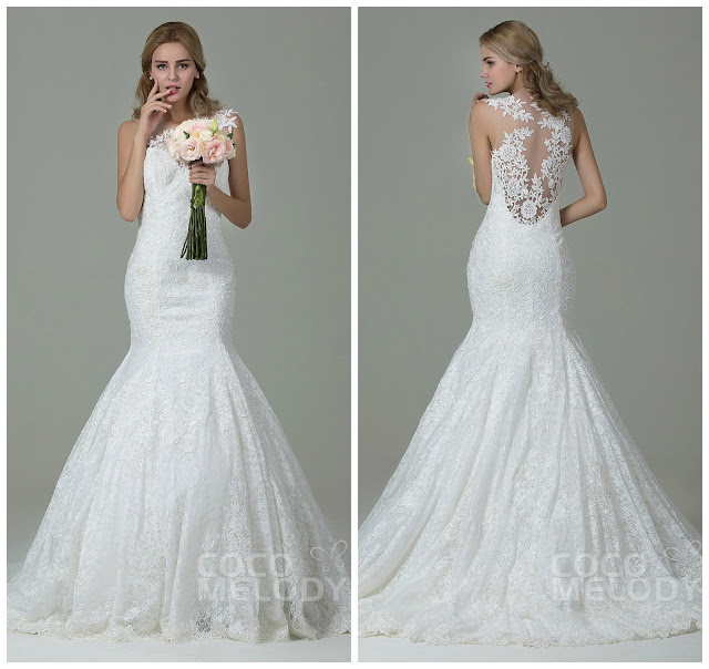 http://www.cocomelody.com/pretty-trumpet-mermaid-illusion-dropped-sweep-brush-train-lace-white-sleeveless-side-zipper-wedding-dress-with-appliques-lwst14009.html